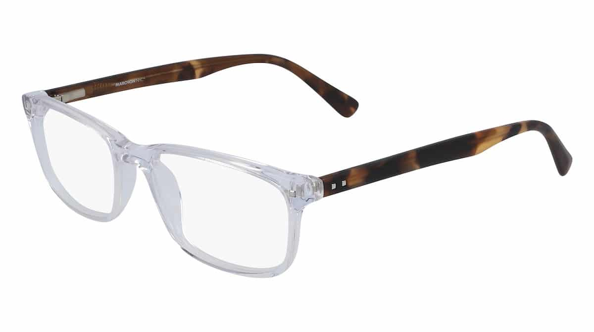 Marchon M-3504 971 - Crystal Clear