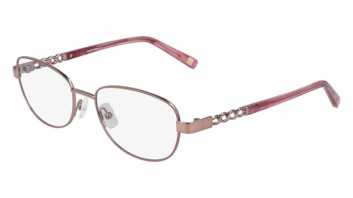 Marchon M-4005 780 - Rose Gold