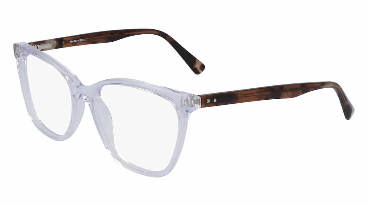 Marchon M-5504 971 - Crystal Clear