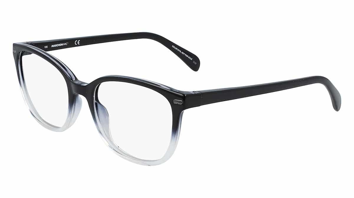 Marchon M-5804 005 - Black / Crystal