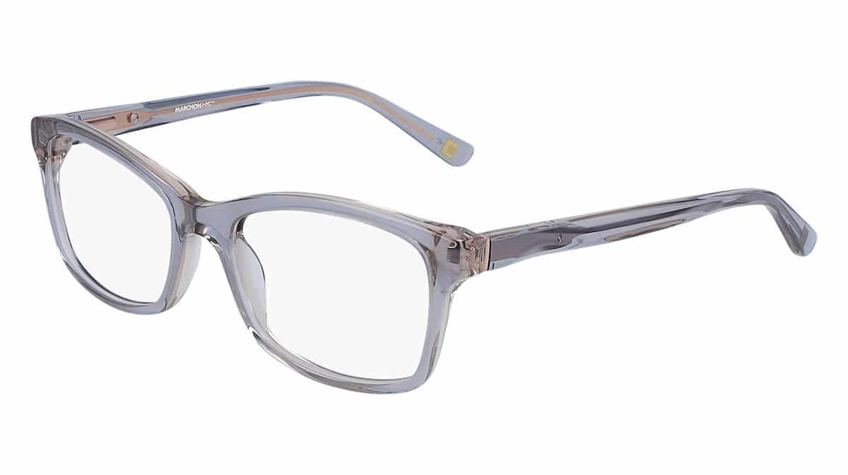 Marchon M-5007 035 - Crystal Grey
