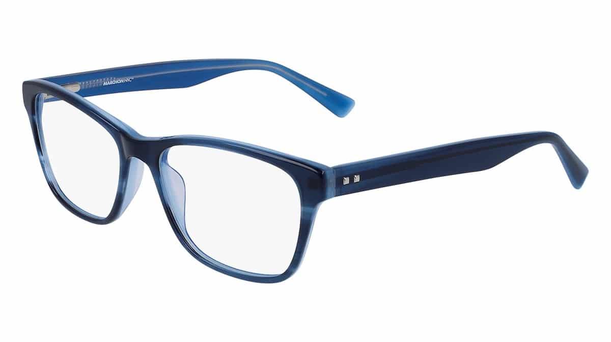Marchon M-5500 514 - Blue Horn