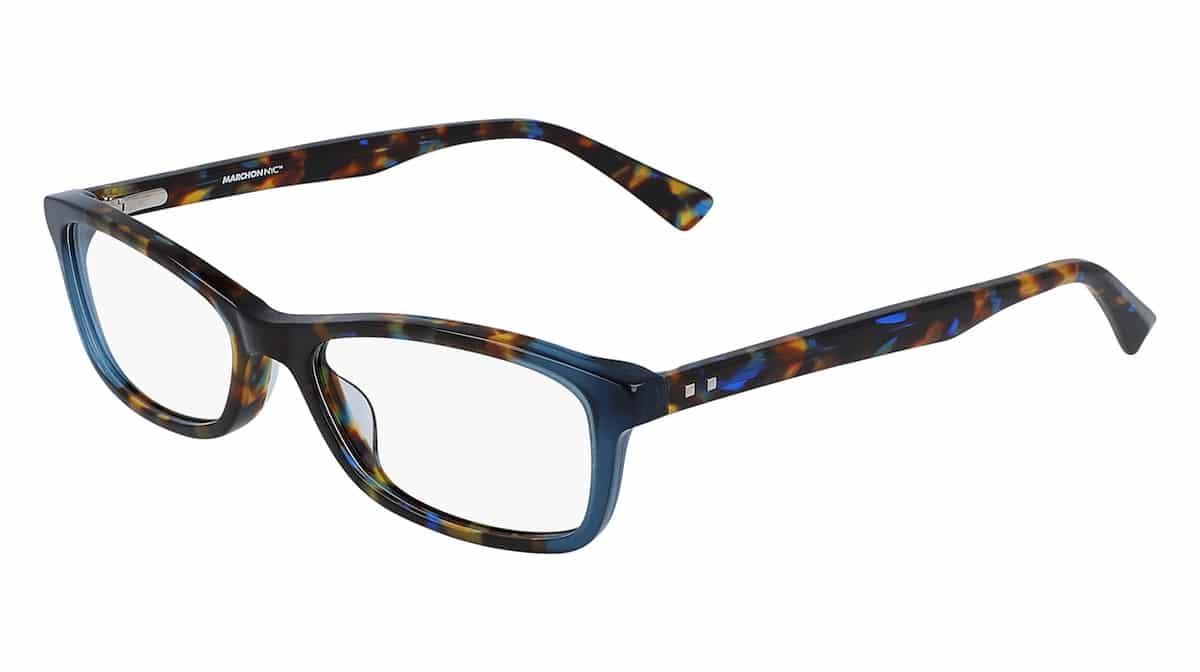 Marchon M-5503 415 - Blue Tortoise