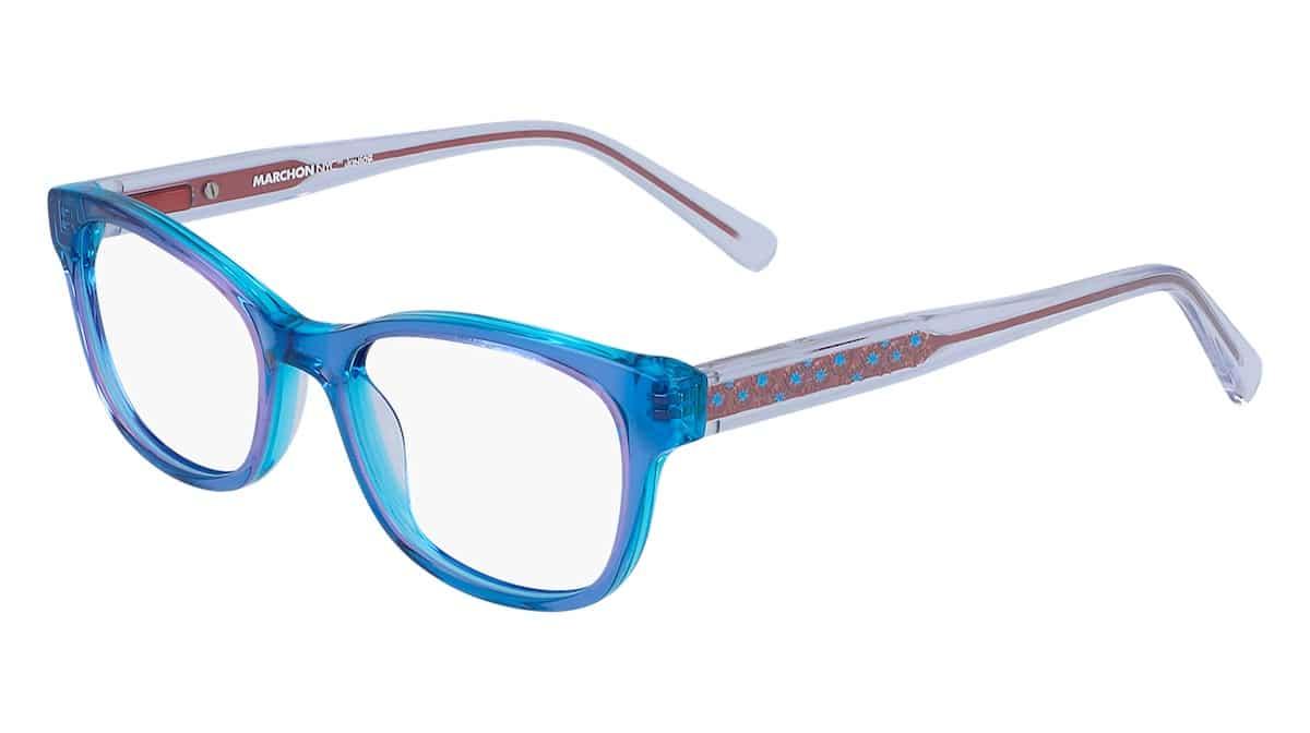 Marchon M-7500 470 - Blue