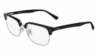 Marchon M-8001 001 - Black / Silver