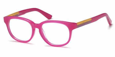 Menizzi M3087K C01- Pink / Yellow / Purple