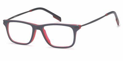 Menizzi M3099K C01 - Black / Red