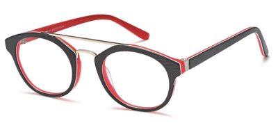 Menizzi M4028K C01 - Black / Red