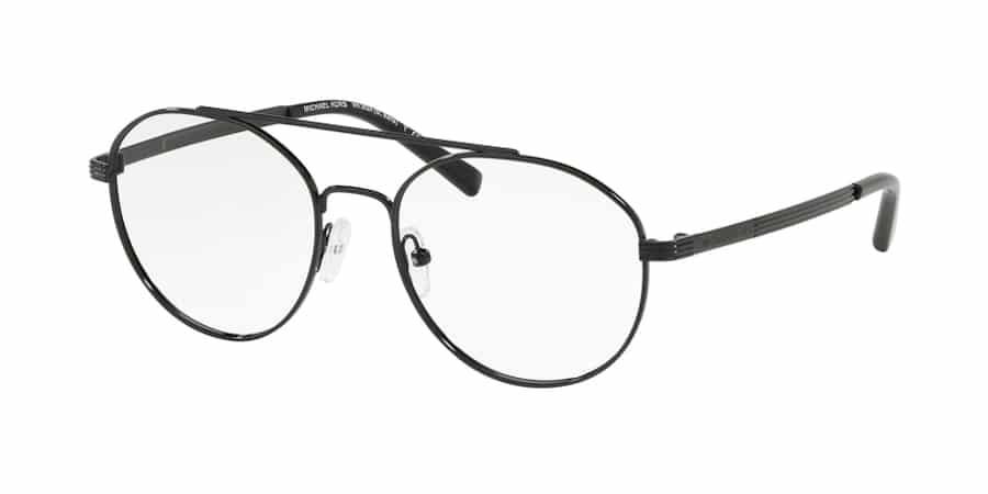 Michael Kors MK3024 1202 - Shiny Black