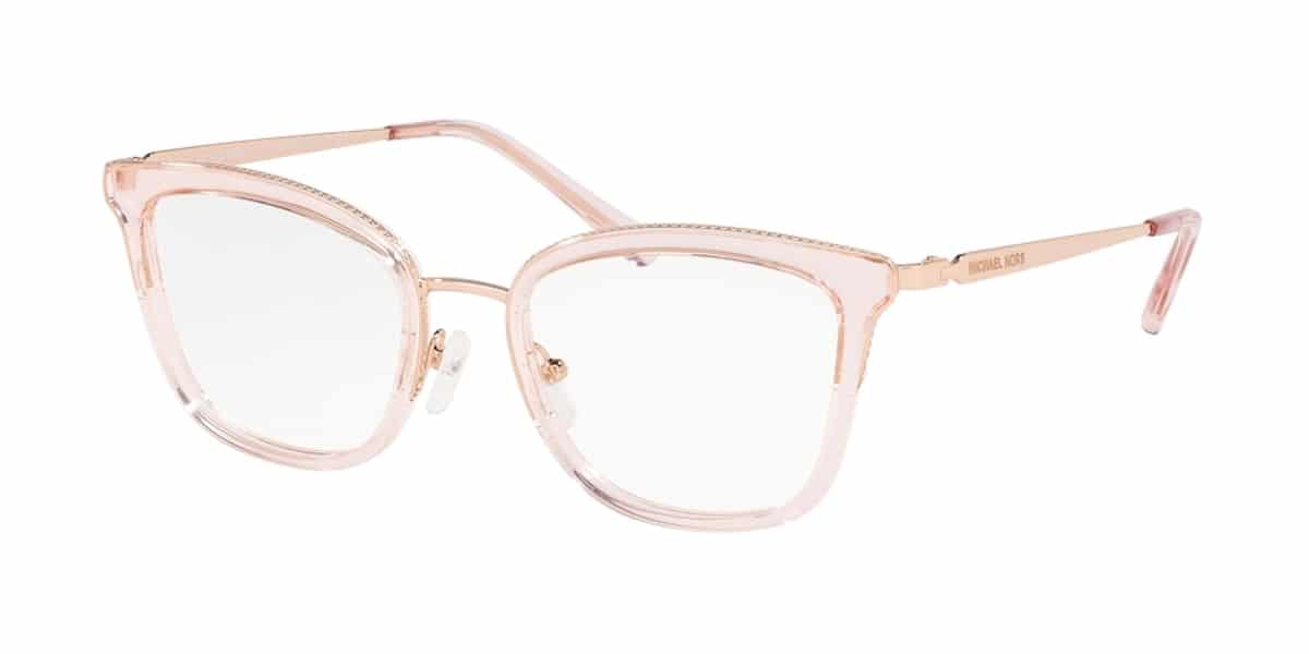 Michael Kors MK3032 3417 - Light Pink Transparent