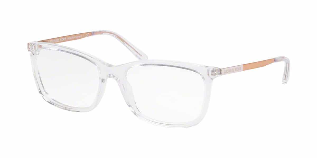 Michael Kors MK4030 3998 - Transparent Clear