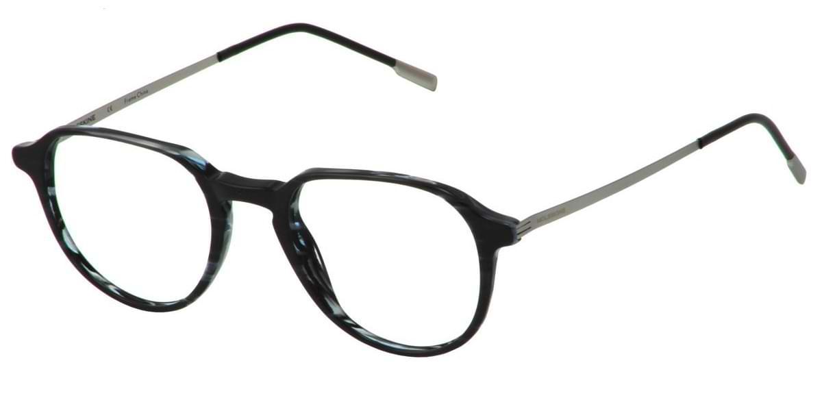 Moleskine MO 1110 53 - Blue Black Stripe