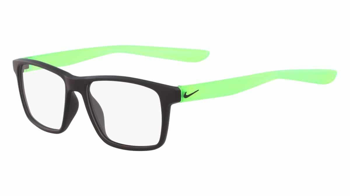 Nike 5002 003 - Matte Black / Green