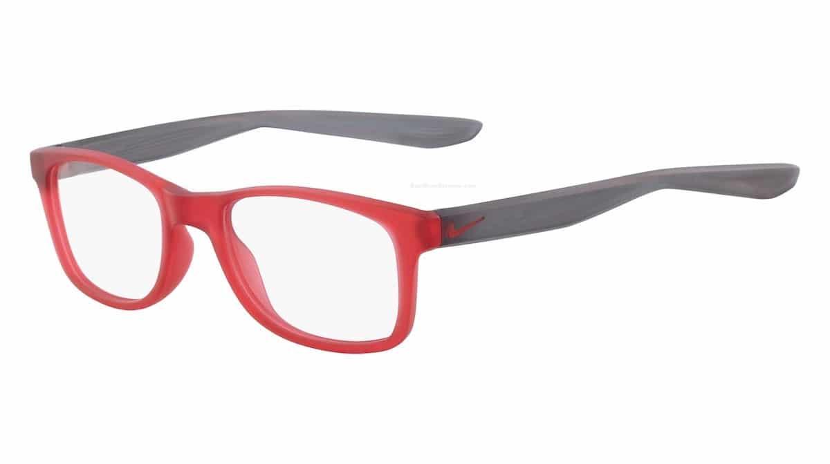Nike 5004  600 - Matte Universal Red / Grey