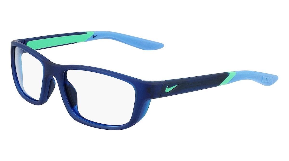 Nike 5044 405 - Matte Midnight Navy / Royal Pulse