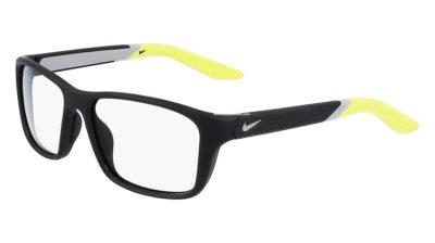 Nike 5045 004 - Matte Black / Volt