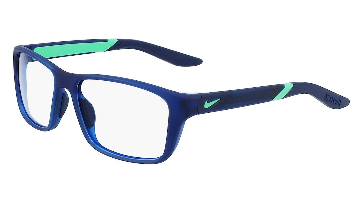 Nike 5045 403 - Matte Midnight Navy / Green