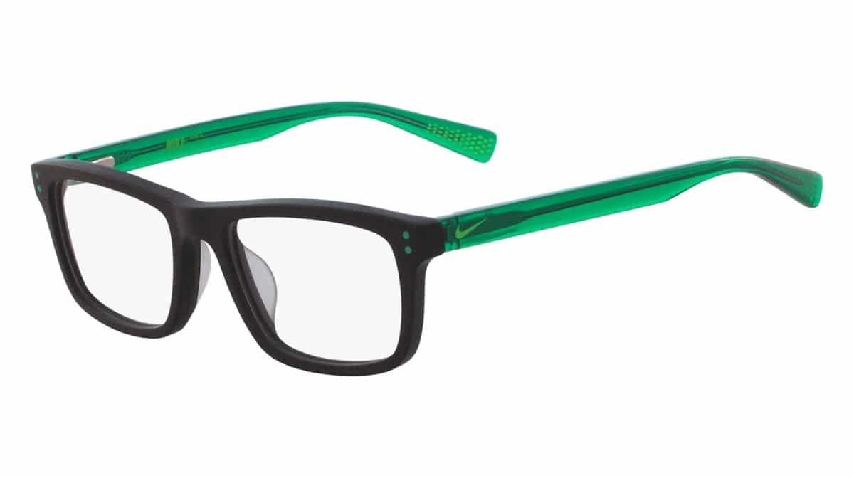 Nike 5536 001 - Black / Neptune Green