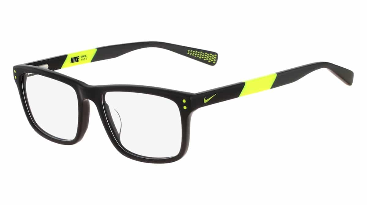 Nike 5536 010 - Black / Volt