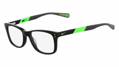 Nike 5538 001 - Black / Lime