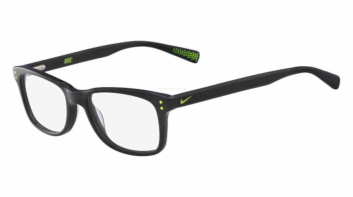 Nike 5538 010 - Black / Volt