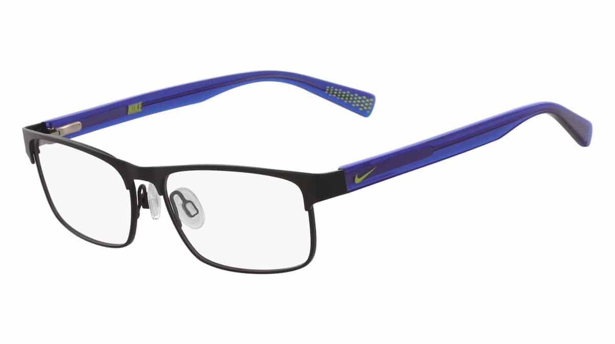 Nike 5574 002 - Black / Racer Blue
