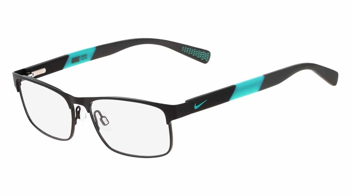 Nike 5574 018 - Sarin Black / Hyper Jade
