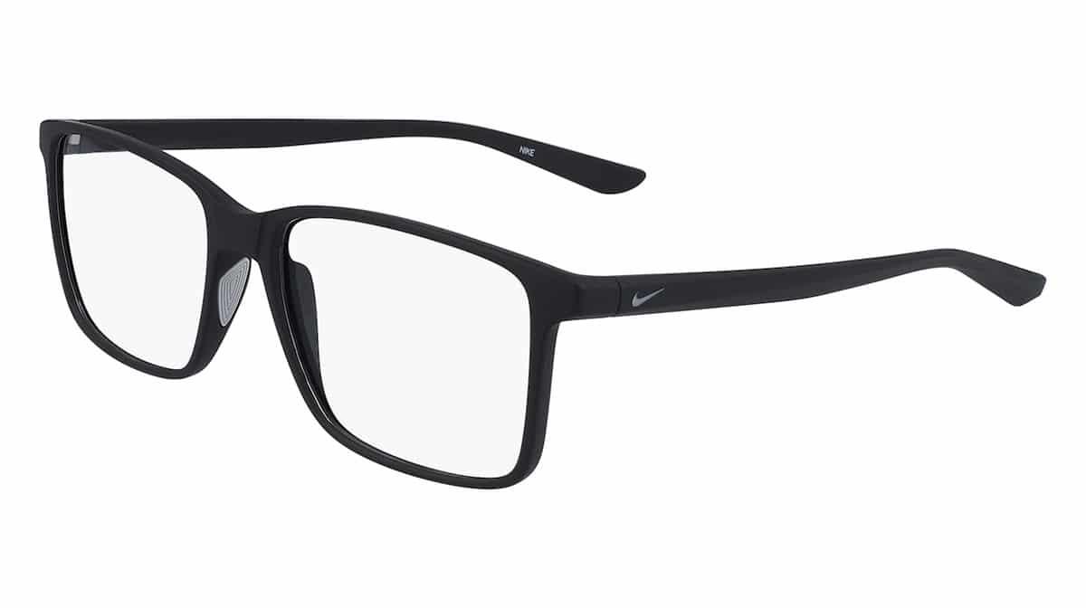 Nike 7033 001 - Matte Black / Wolf Grey