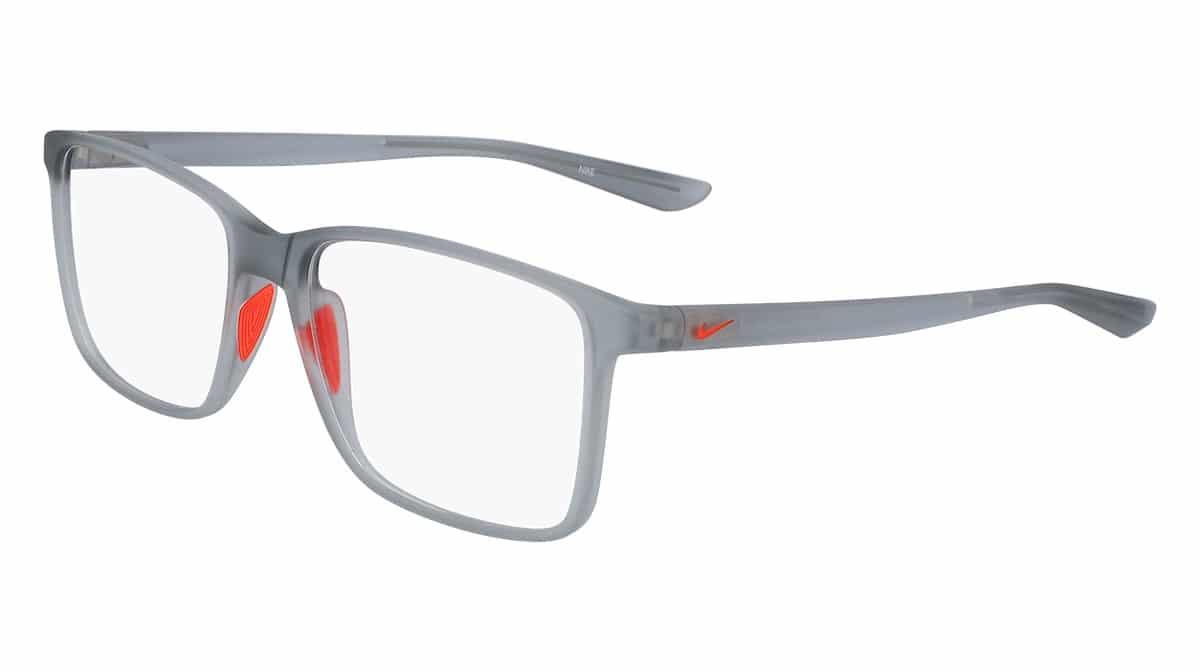 Nike 7033 066 - Matte Wolf Grey / Hyper Crimson