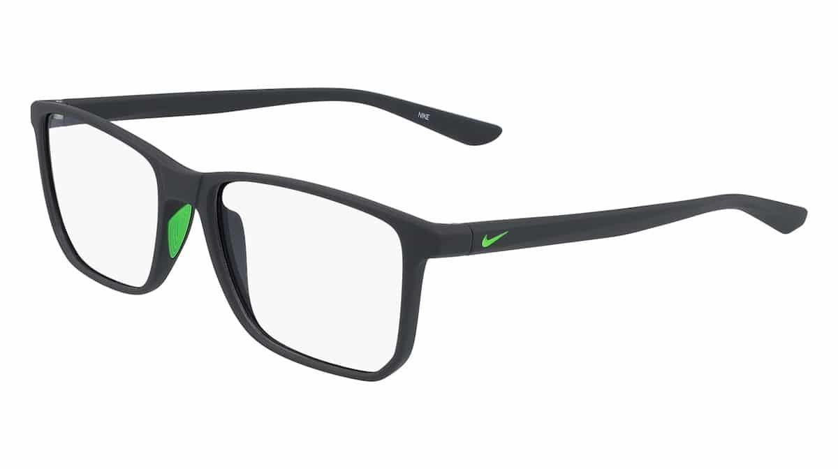 Nike 7034 003 - Matte Anthracite / Rage Green