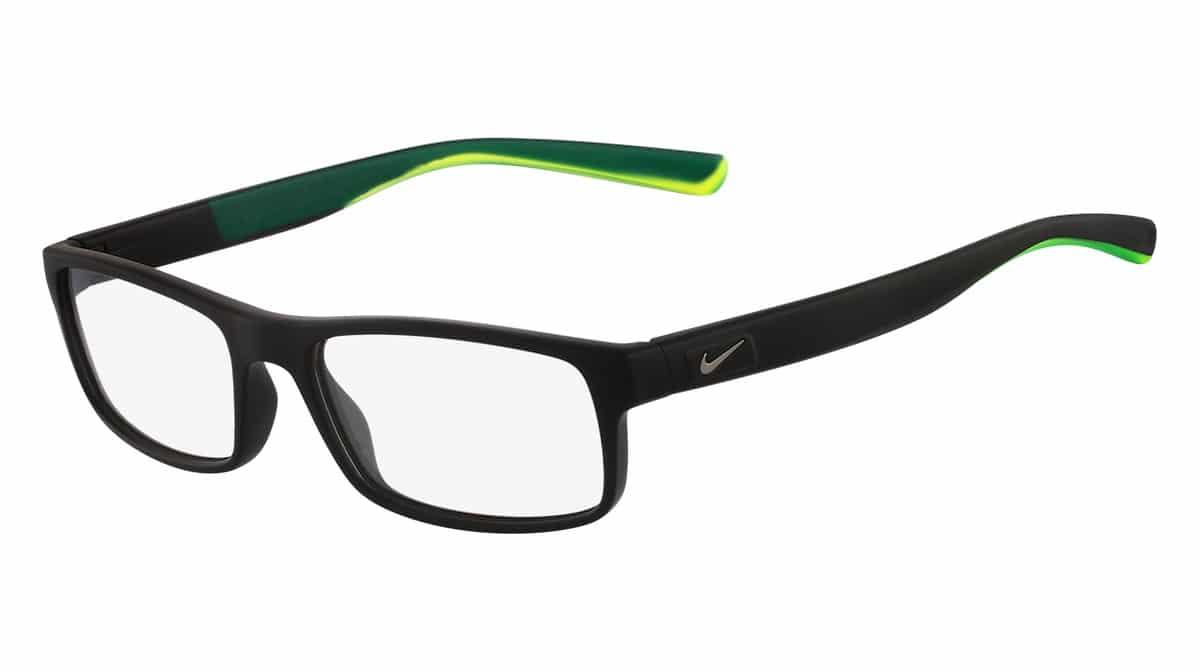 Nike 7090 010 - Matte Black / Matte Crystal Volt