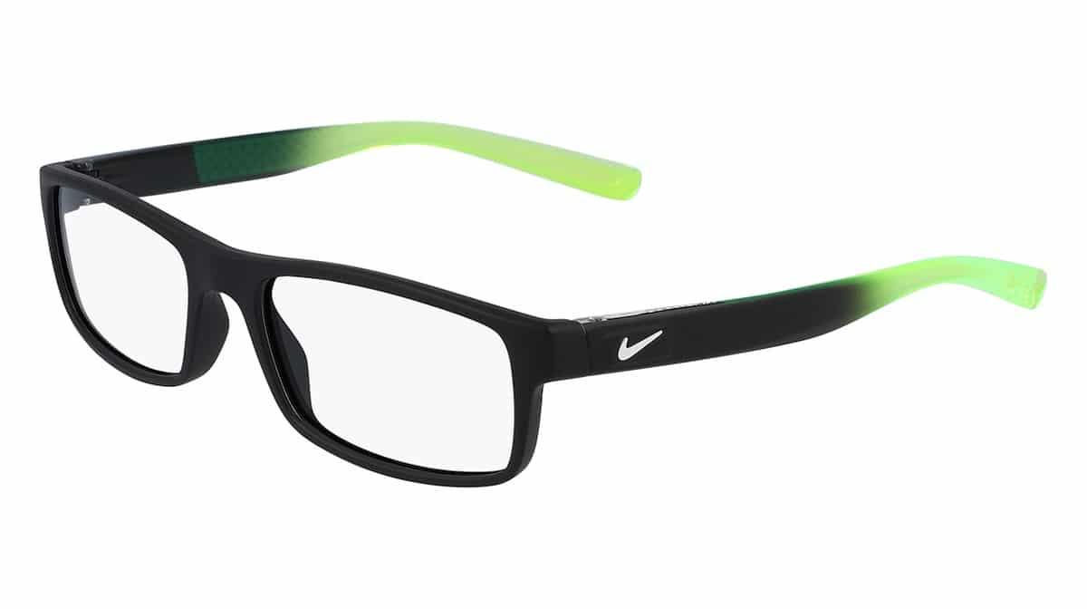 Nike 7090 012 - Matte Black Fade