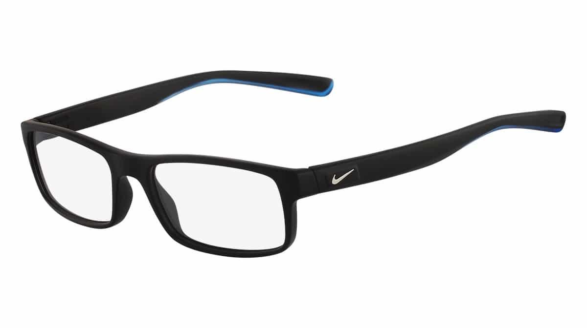 Nike 7090 018 - Matte Black / Crystal Photo Blue