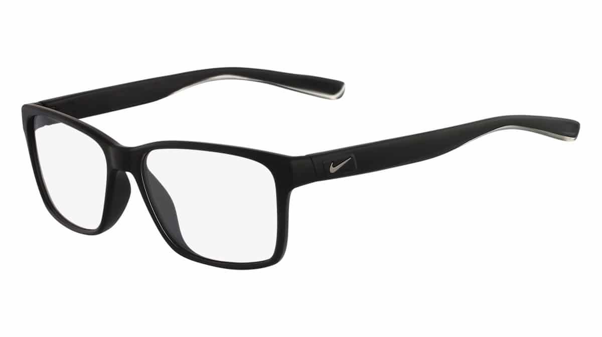 Nike 7091 011 - Matte Black / Matte Crystal Clear