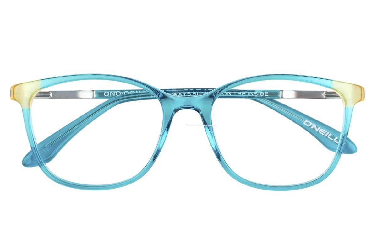 O'Neill Oona 107 - Gloss Teal Crystal - Front