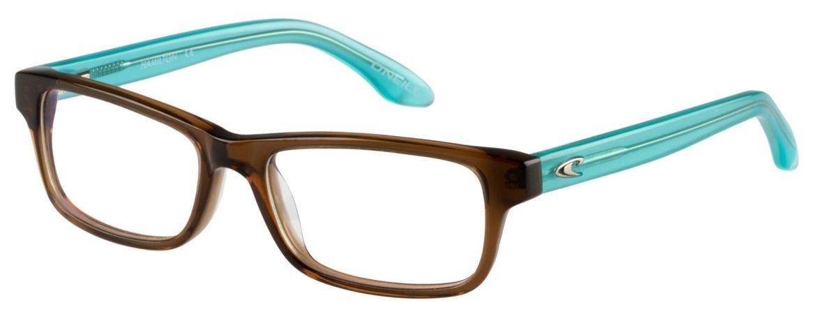 O'Neill Hamilton - Gloss Brown / Gloss Aqua Crystal 107