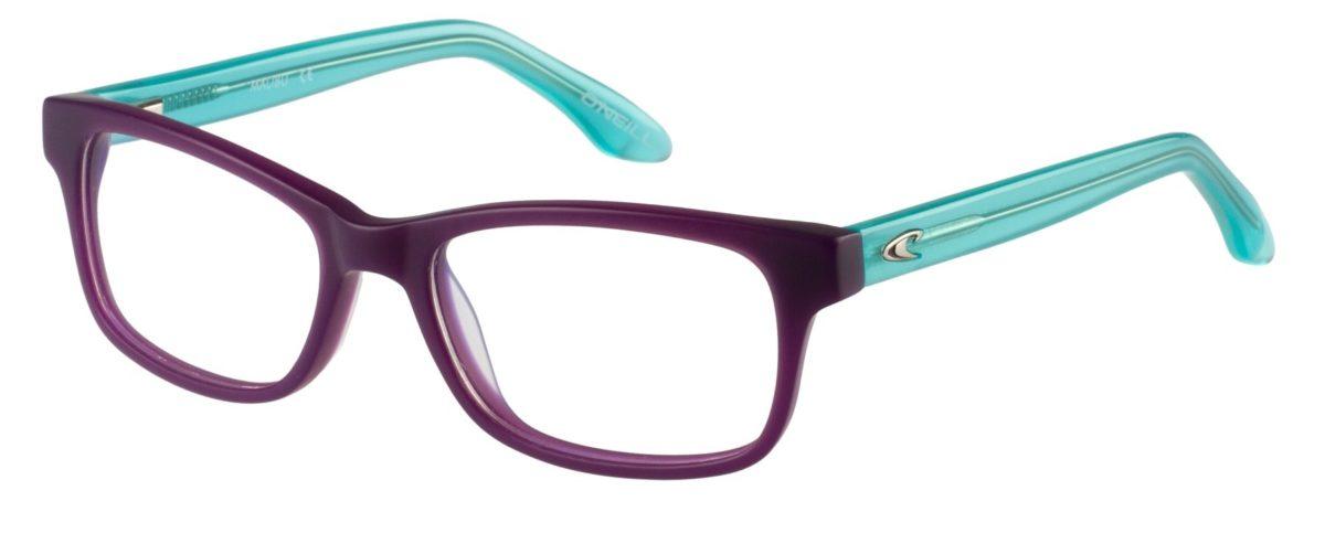 O'Neill MALIBU - Matte Purple / Gloss Aqua Crystal 161
