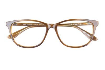 O'Neill Mazu 101 - Gloss Brown / Amber - Front