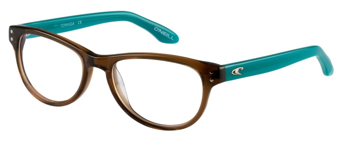 O'Neill Topanga - Gloss Brown / Gloss Sea Green 107