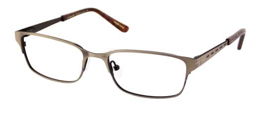 Perry Ellis PE353-2 Brushed Gunmetal