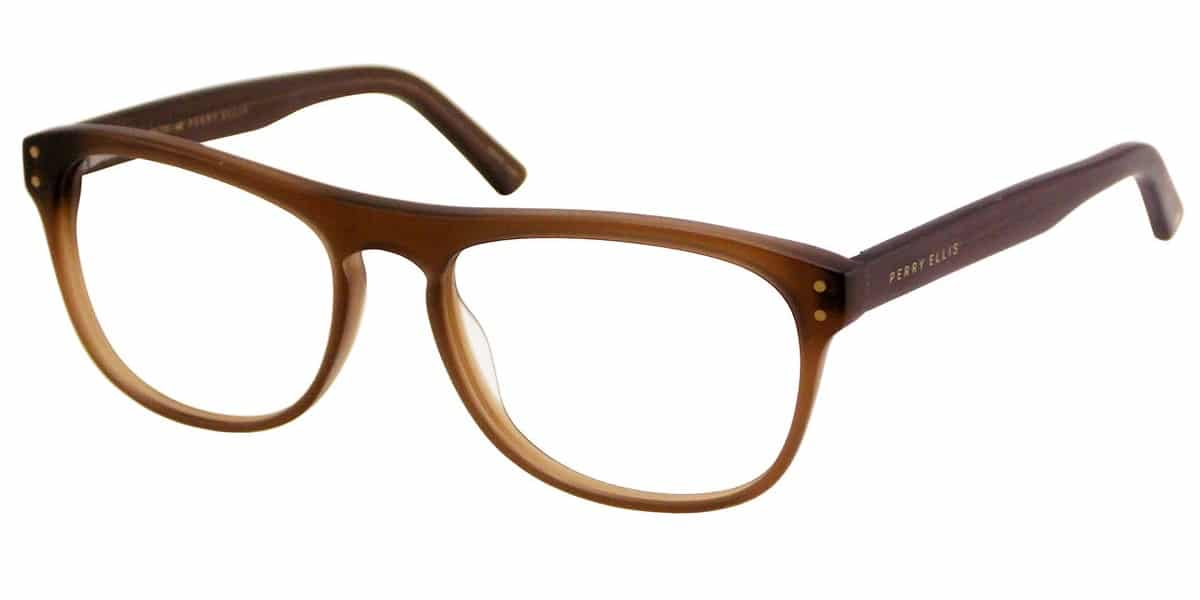 Perry Ellis PE359 1 - Brown Crystal