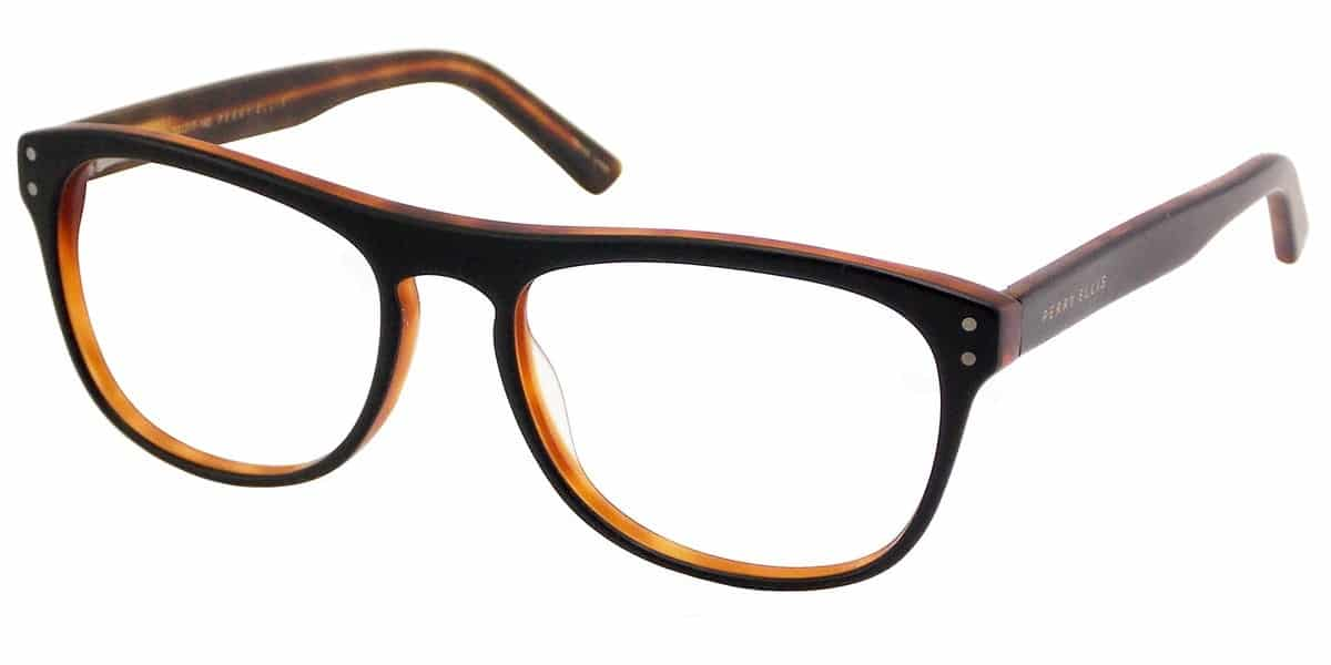 Perry Ellis PE359 2 - Black / Demi Matte