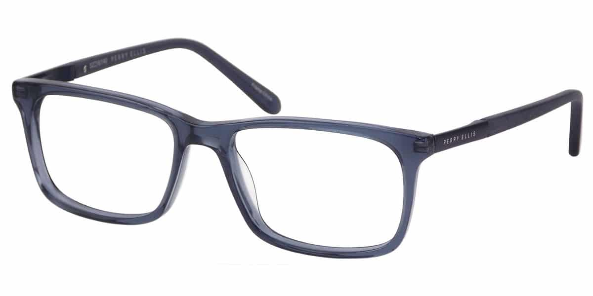 Perry Ellis PE376 3 - Blue Crystal
