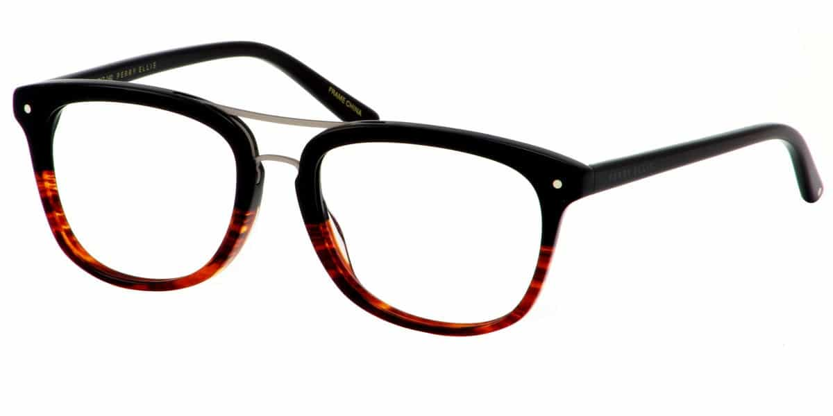 Perry Ellis PE392 - 1 Black Fade