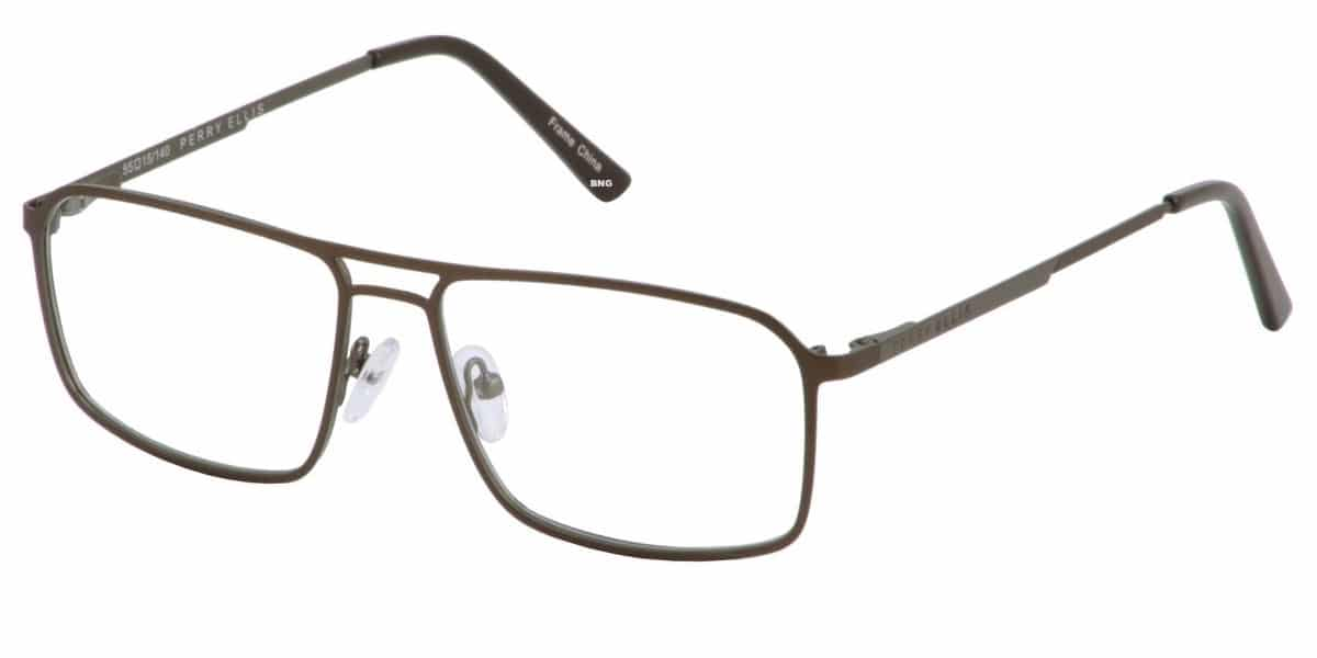 Perry Ellis PE436 1 - Brown Matte