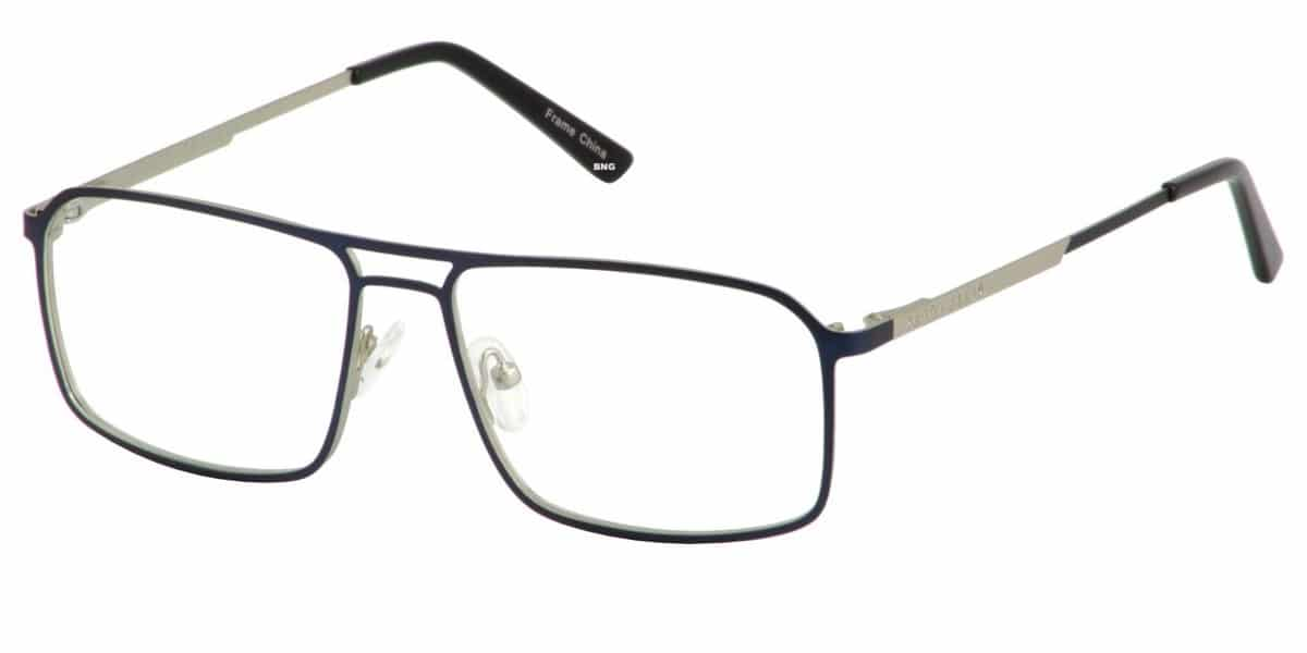 Perry Ellis PE436 2 - Navy Matte