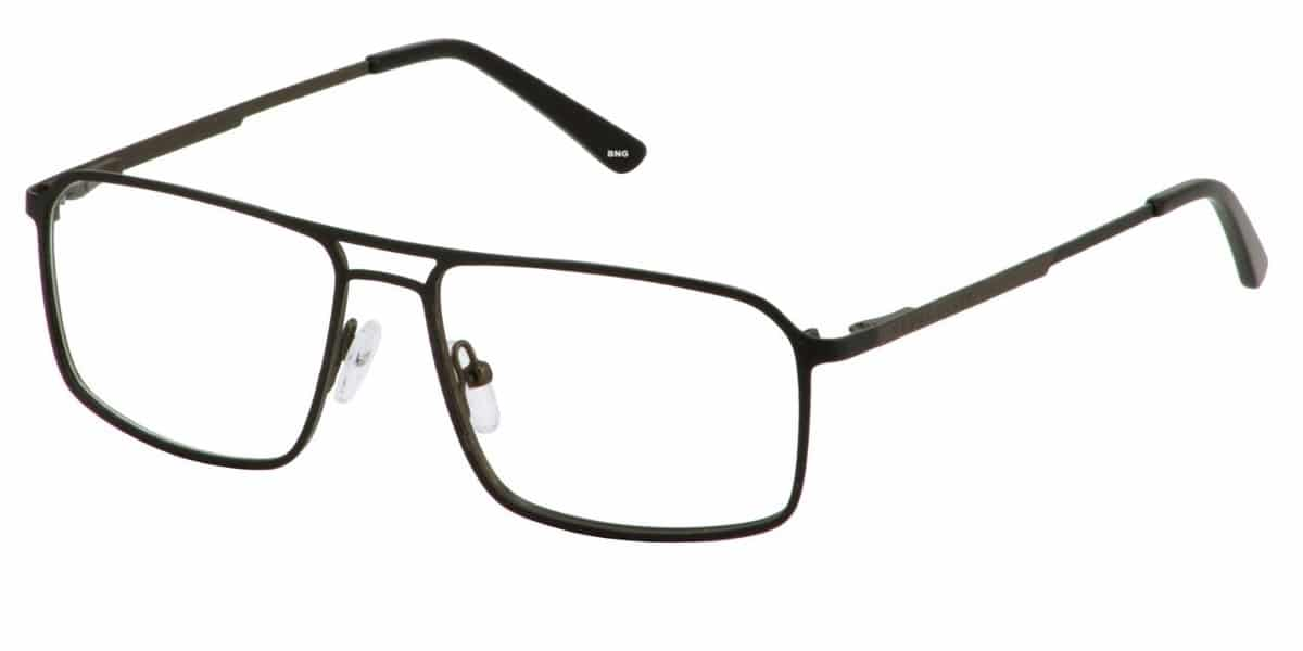 Perry Ellis PE436 3 - Black Matte