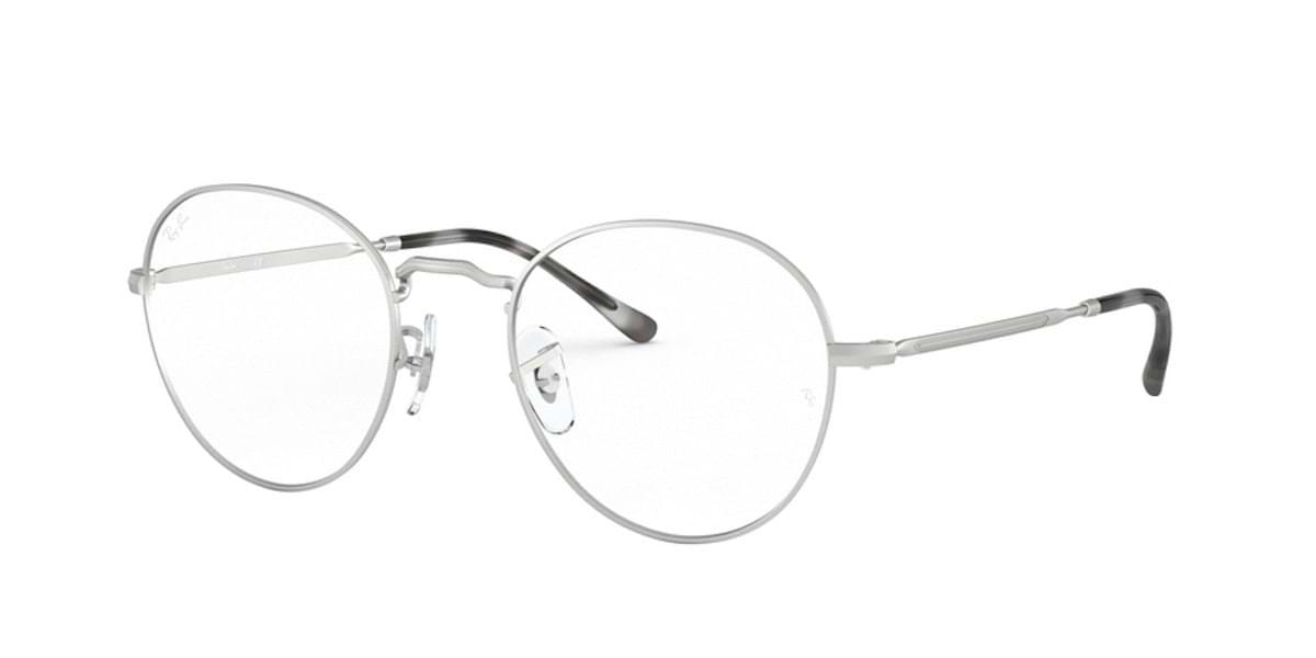 Ray-Ban RX3582V 2538 - Matte Silver