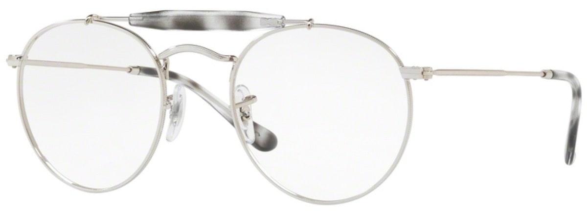 Ray-Ban RX3747V - 2501 Silver