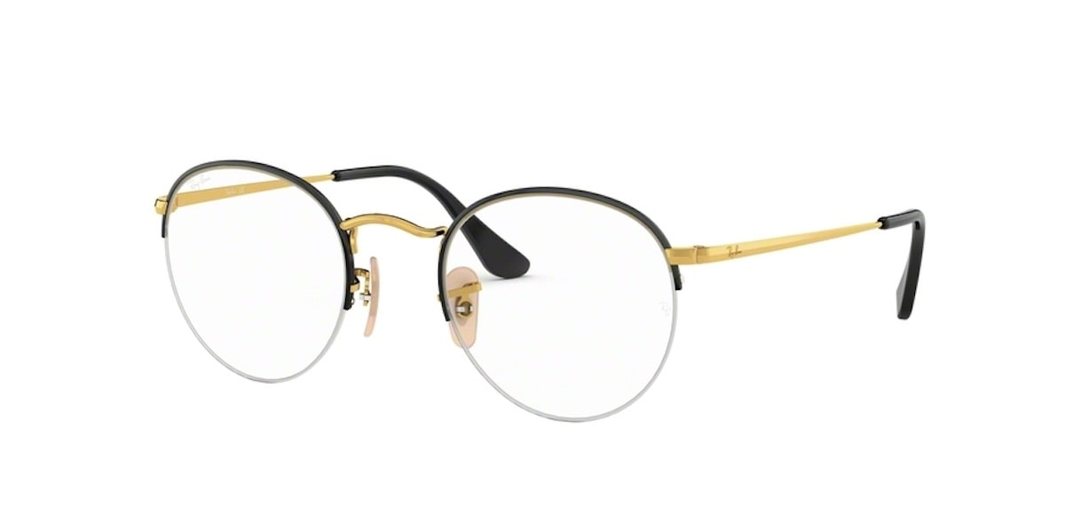 Ray-Ban RX3947V 2946 - Gold on Top Black